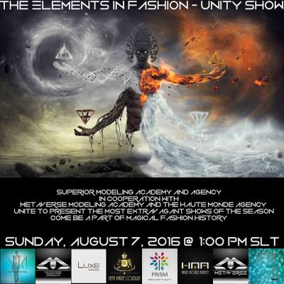 unity show poster