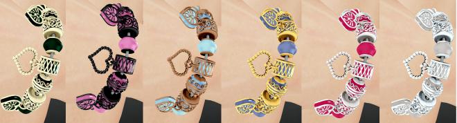 !IT! - Lucky In Love Bracelets