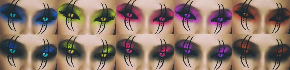 Vengeful Threads Ventum Make Up Catwa & Omega Color Mix