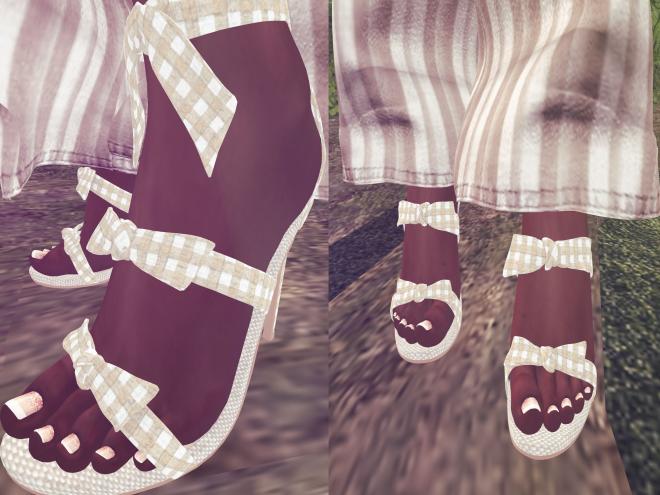 Slipper Originals Cecily Sandals